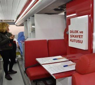 Manisa'da Türk Kızılayı'na tahsis edilen aracın teslimi yapıldı