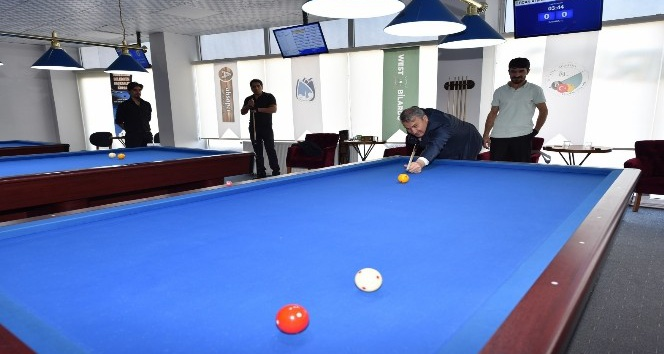 Yunusemre Belediyesi Başkanlık Kupası başladı